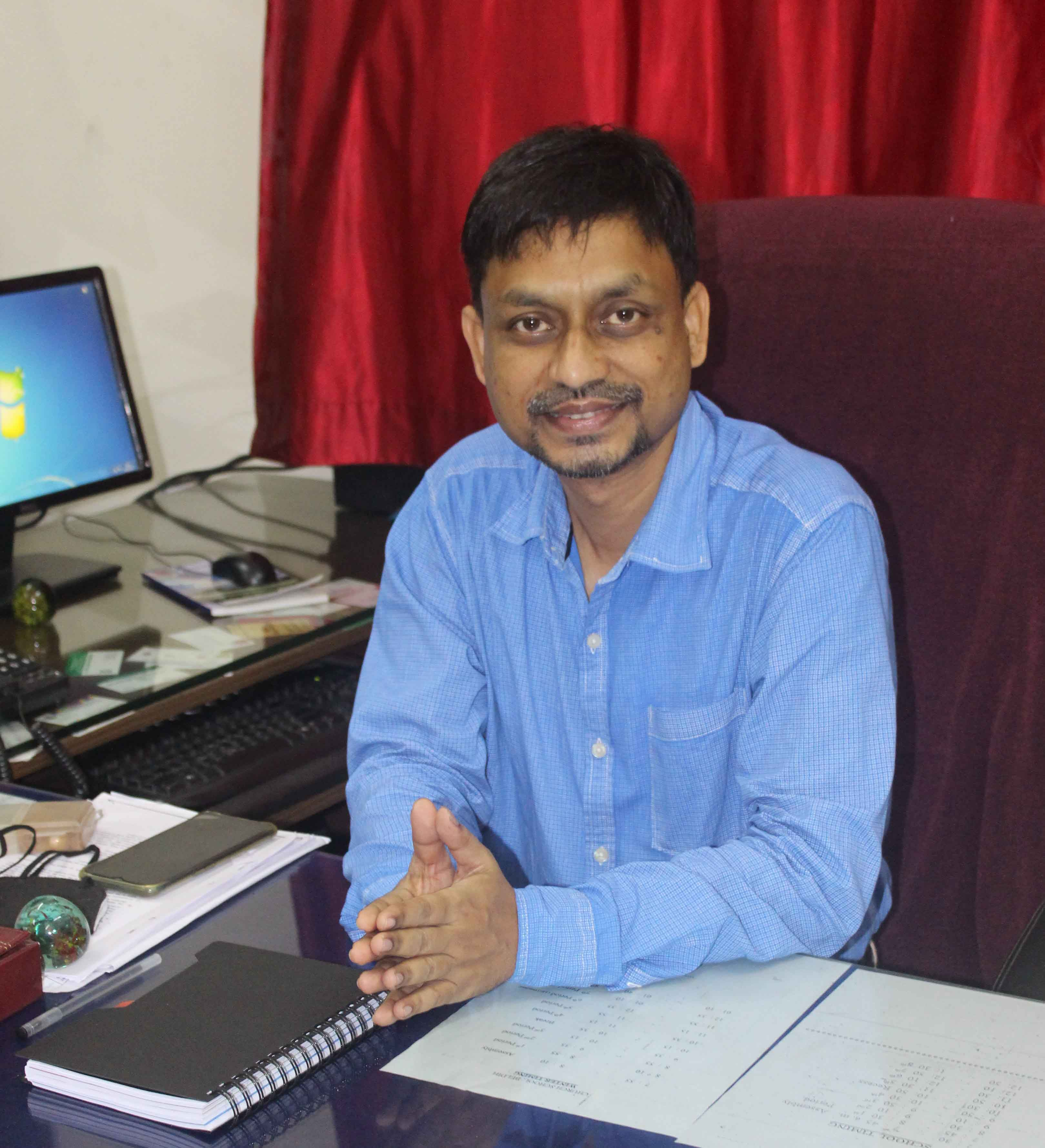<b>Mr. Ranjit Paik</b>